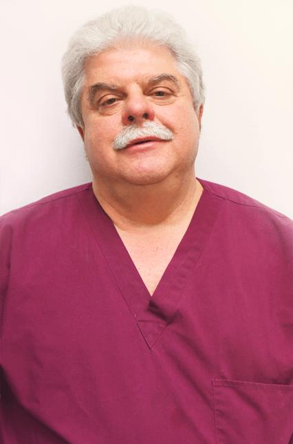 Dr. John F. Shega