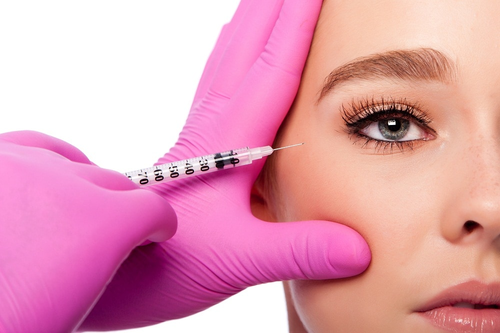 Dermatologist San Diego CA. Crow's feet injection